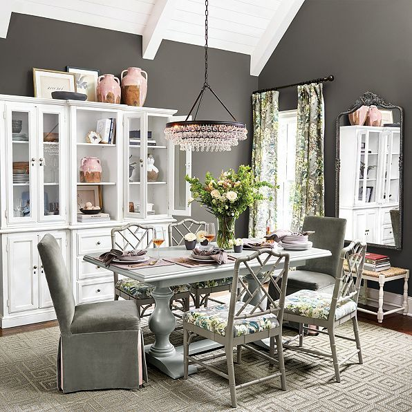 cynthia gray fabric by the yard jen dining decor dining room rh pinterest com
