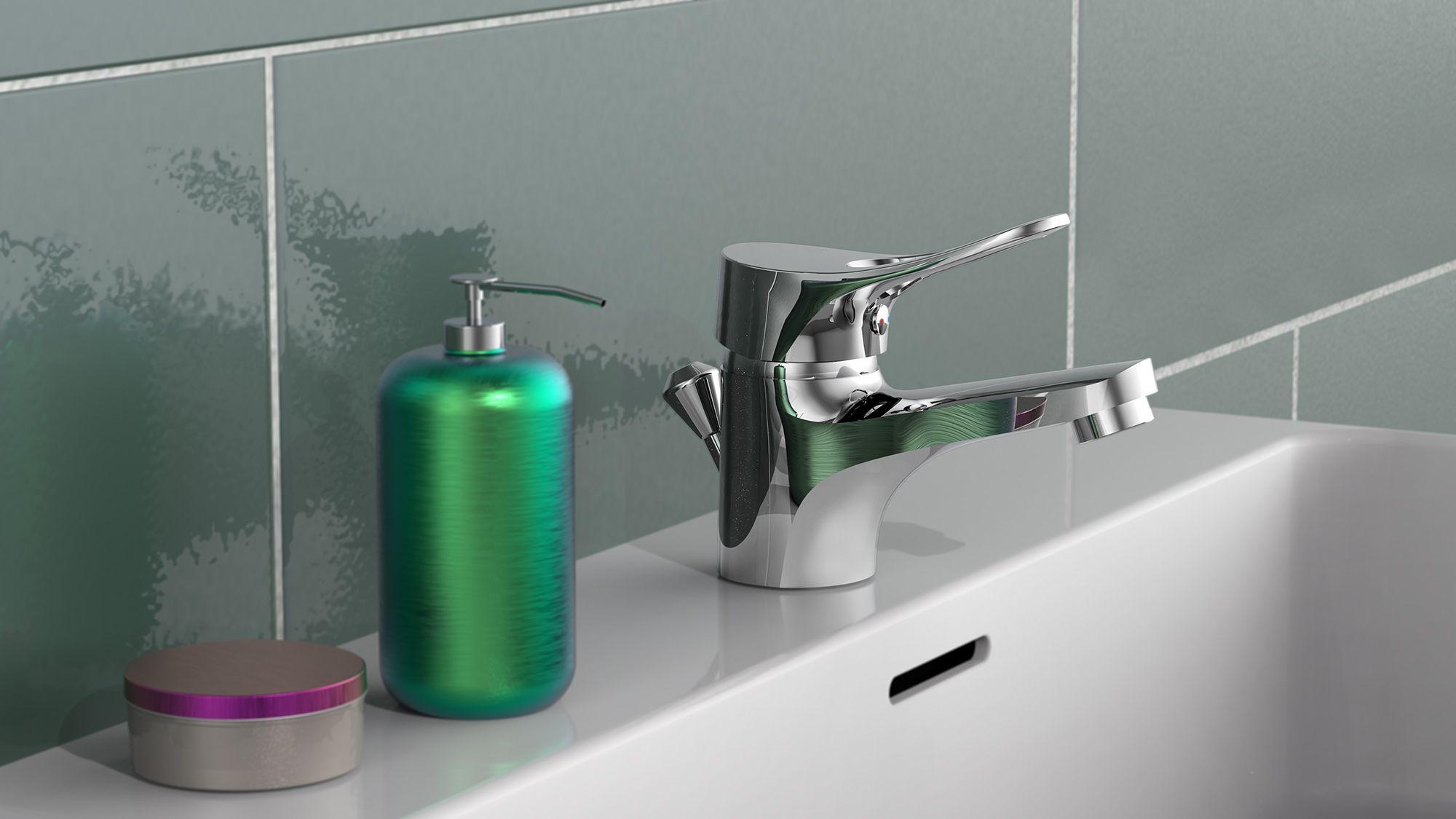 Waschtischarmatur Badarmatur Einhebelmischer Diy Bad Wohnideen Wohninspiration Badezimmer In 2020 Armaturen Bad Diy Bader