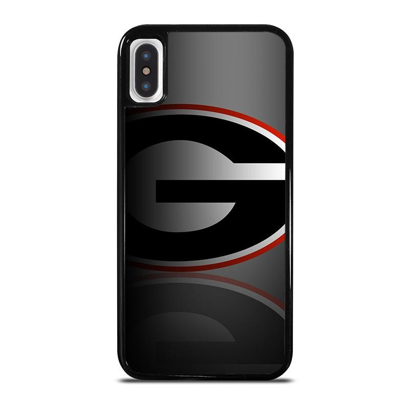 Uga Georgia Bulldogs Symbol Iphone X Case Best Custom Phone Cover