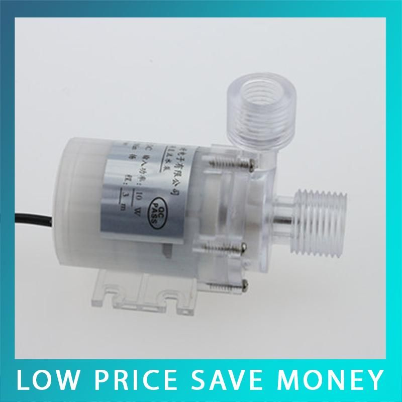 12v Mini Food Grade Juice Transfer Pump Dc Centrifugal Water Pump Affiliate Drinks Machine Coffee Drinks Water Pumps