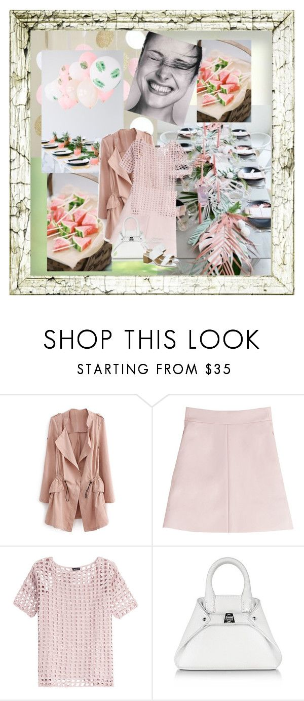 """""""Now, Open Your Eyes.... SURPRISE! HAPPY BIRTHDAY @eula-tolliver"""" by flippintickledinc ❤ liked on Polyvore featuring Akris and Tahari"""