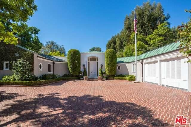 John Woolf French Regency Style Home In Beverly Hills 805 North