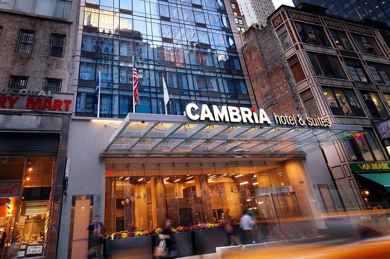 cambria hotel suites new york times square u s spotlight new rh pinterest com