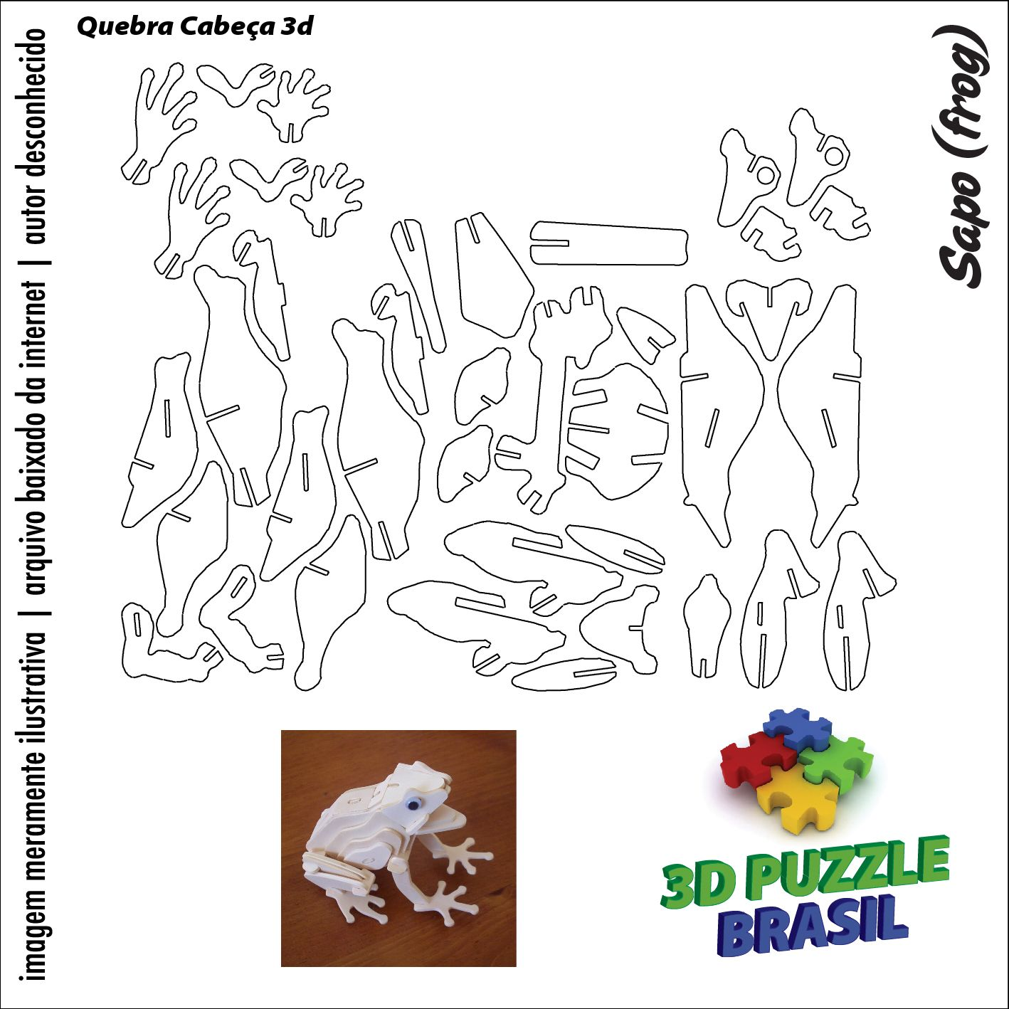 The Art Of Animal Character Design Pdf Free Download : Arquivos para download cnc laser d puzzle brasil