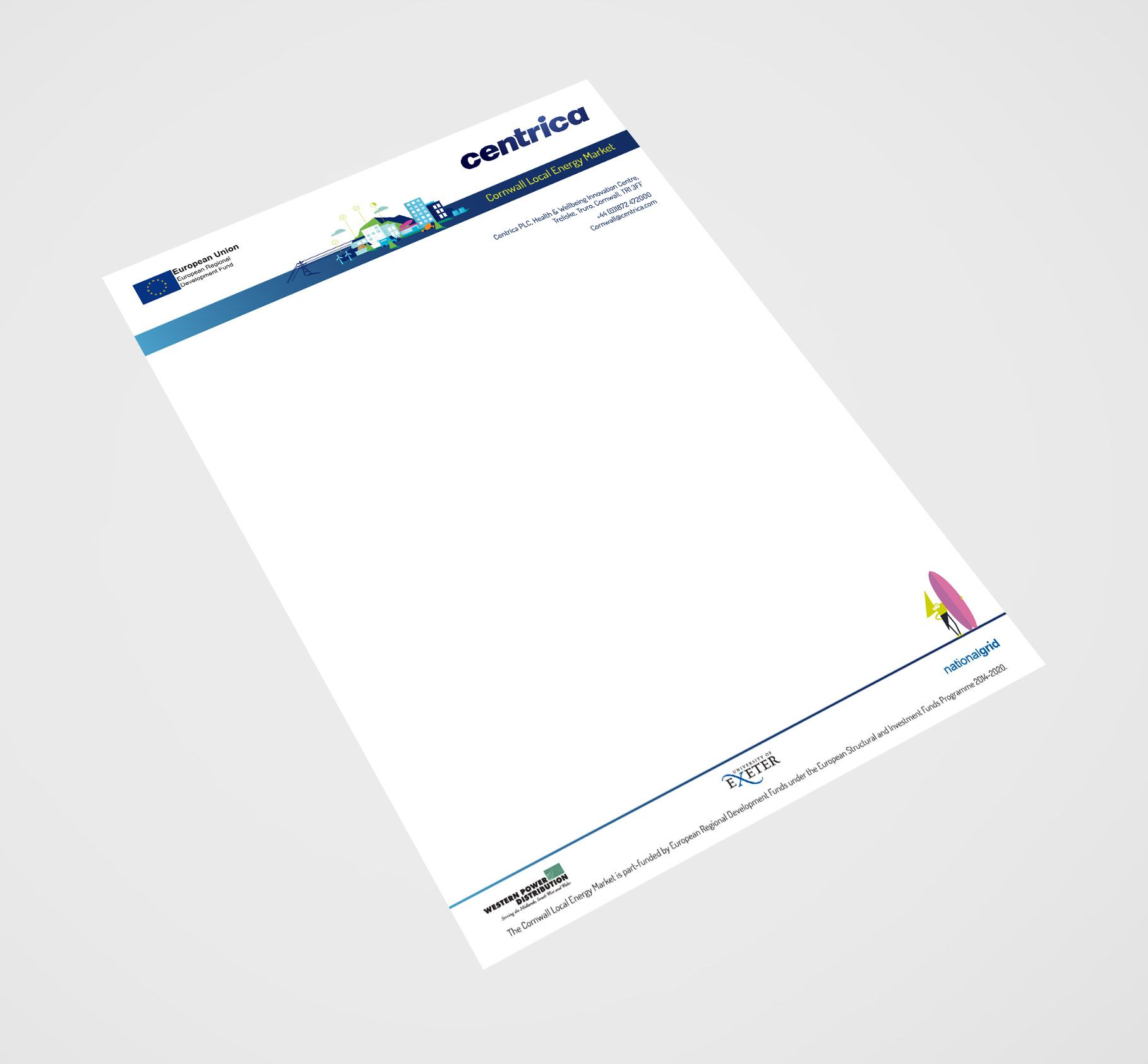 Real State Business Letterhead Templates Letterhead Design Letterhead Template Invoice Design