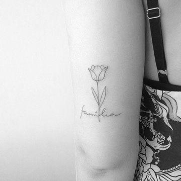 Diseños Sencillos Y Frases De Familia Para Tatuar Tattoos