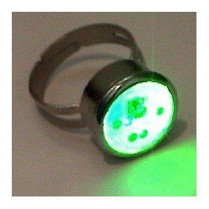 Amazon.com: Aurora Color-Changing LED Light-UP Mood Ring: Toys & Games