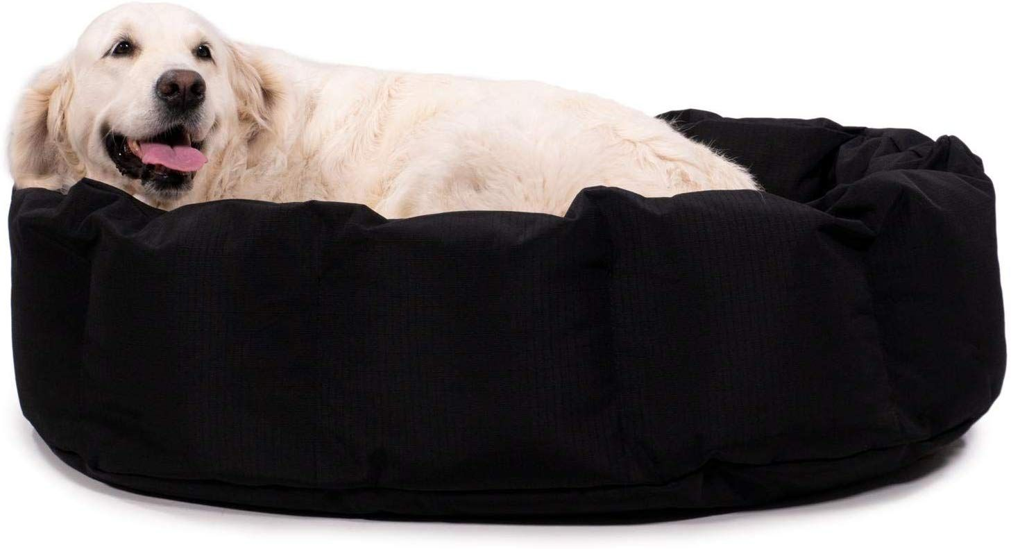 K9 Ballistics Round Dog Bed Deep Den Bagel Donut And Deep Dish Style For Cuddler Machine Washable Continue To The Pro Round Dog Bed Dog Bed Big Dog Beds