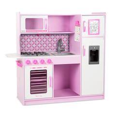 melissa doug chef s play kitchen valerie toy kitchen wooden rh pinterest com