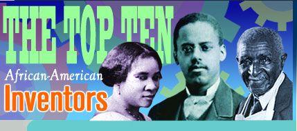 Names of famous American Women Inventors?