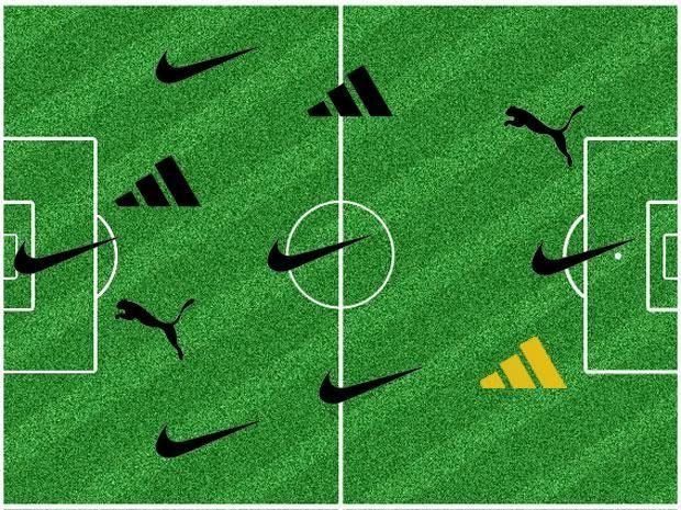Adidas, a campeã de todas as Copas; Nike, a mais presente entre as Seleçoes http://www.bluebus.com.br/moda-buzz-feed-aqui-5-tendencias-para-2014-marcelo-coutinho/