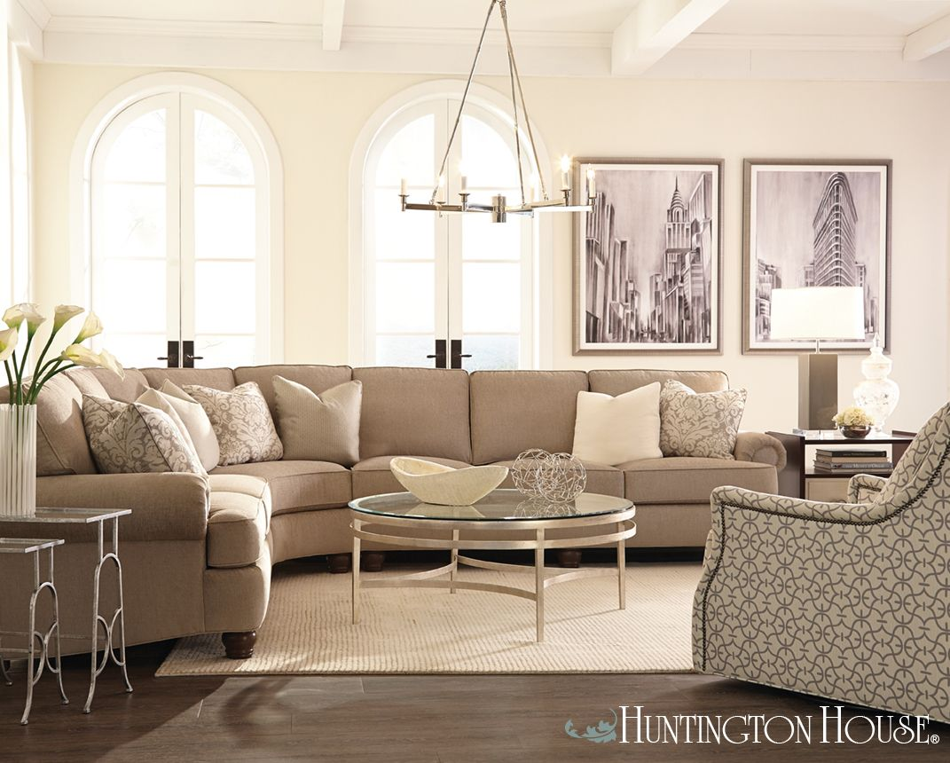 Design Your Own Living Room Mesmerizing Shown In Cleanable Durable Crypton Home Fabrics This Sectional Design Decoration