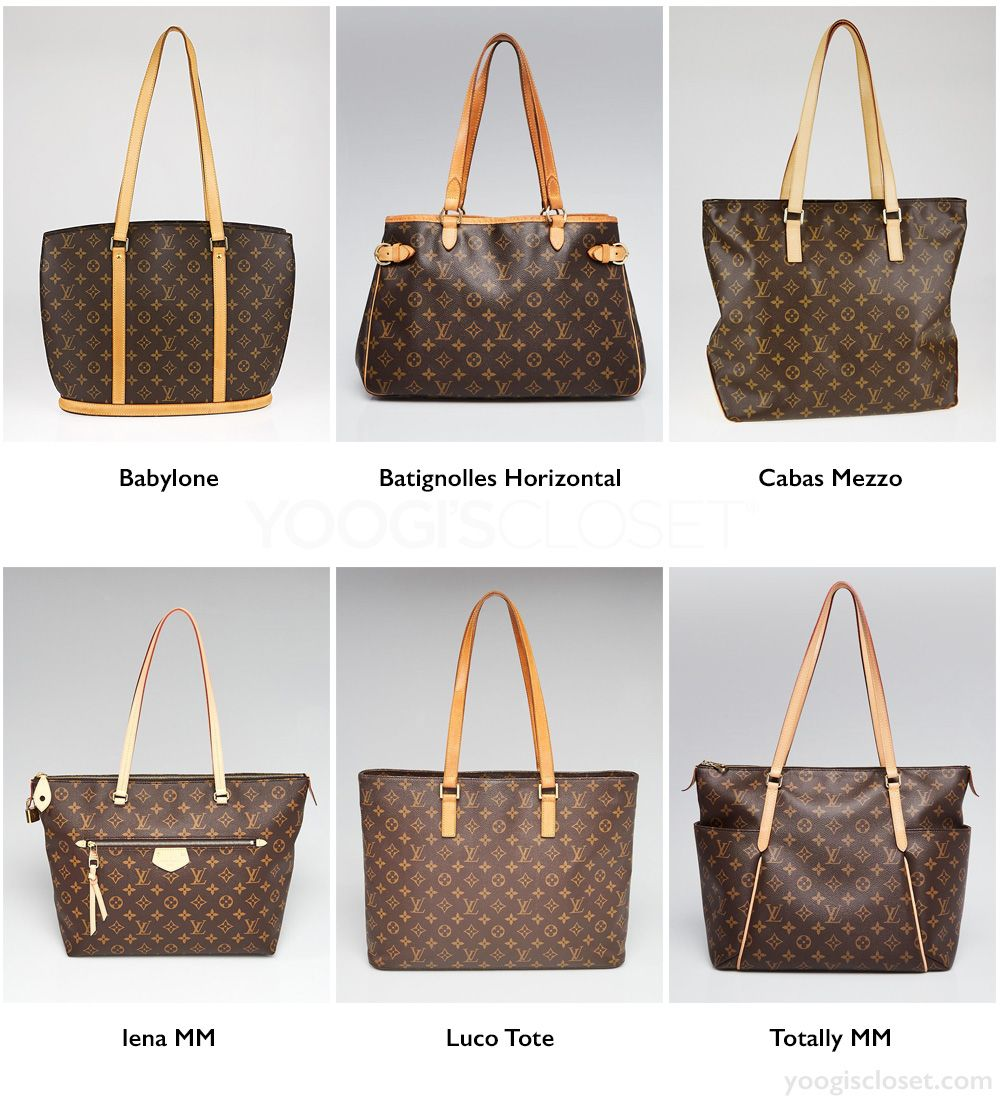 3ff4c01538a5 The Six Most Popular Louis Vuitton Tote Bags  Louis Vuitton Babylone ...
