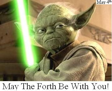 May The Fourth Be With You May4 Novascotiarasta Starwars