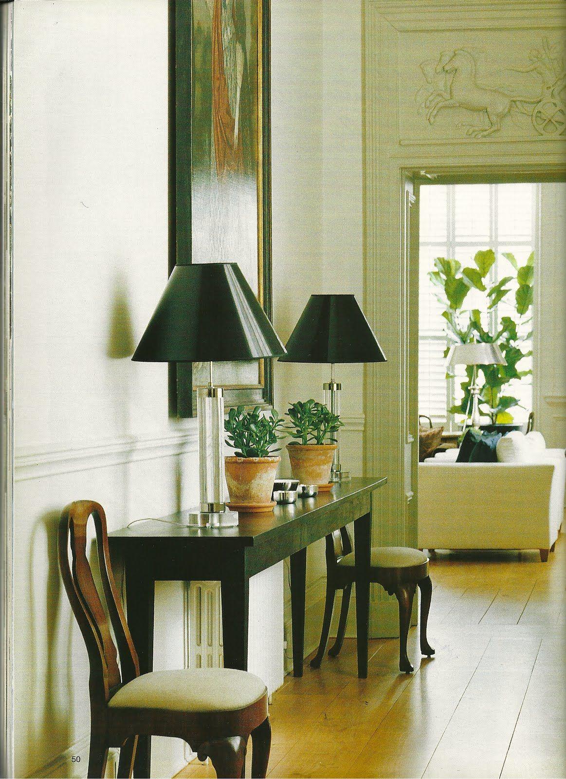 interior design blog Notting Hill interior design