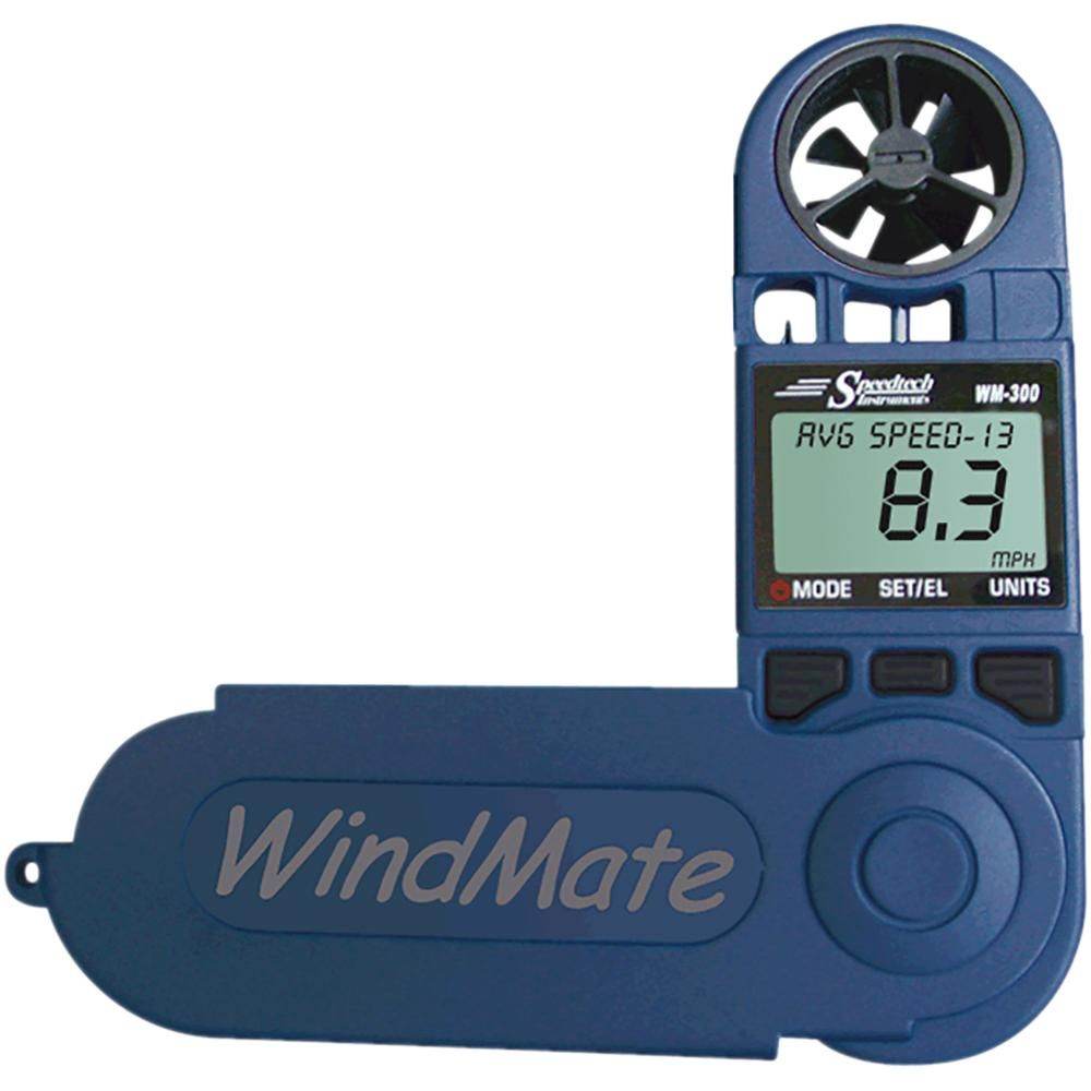 WeatherHawk WM300 WindMate wWind Direction & Humidity