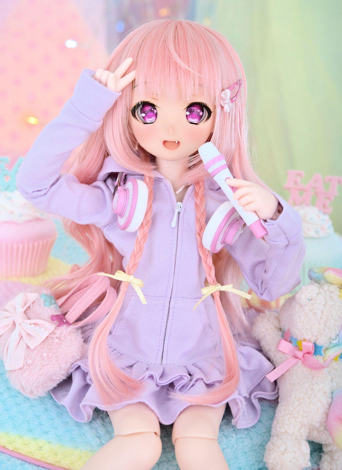 Lala 009 in 2018 elegant dolls pinterest dolls anime dolls and kawaii doll