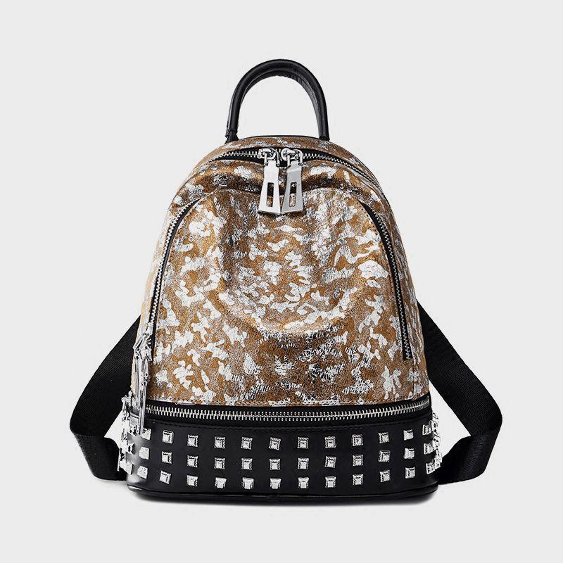 f66bd475ab Cherily Simple Style Backpack Women PU Leather Backpacks For Teenage Girls  School Bags Fashion Vintage Solid Black Shoulder Bag