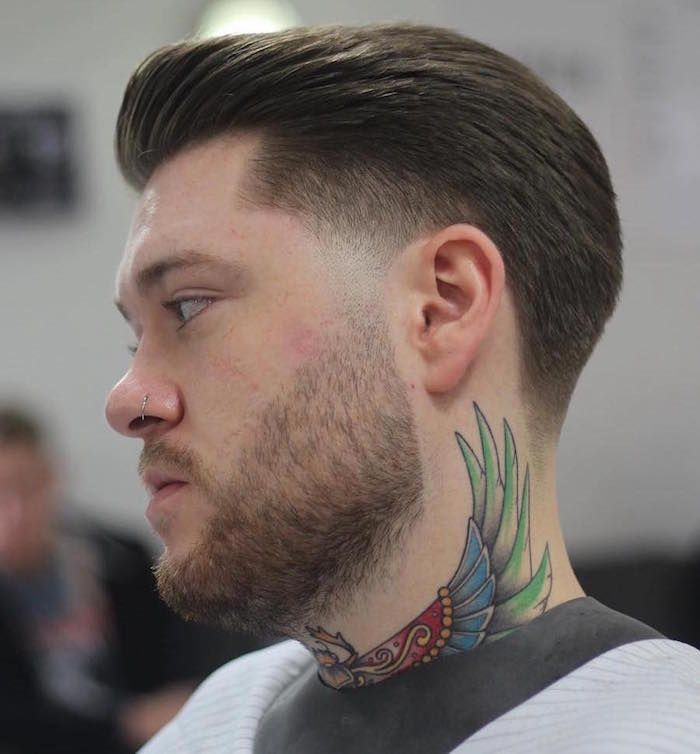 Coupe courte homme - le style en raccourci (With images)   Mens haircuts short