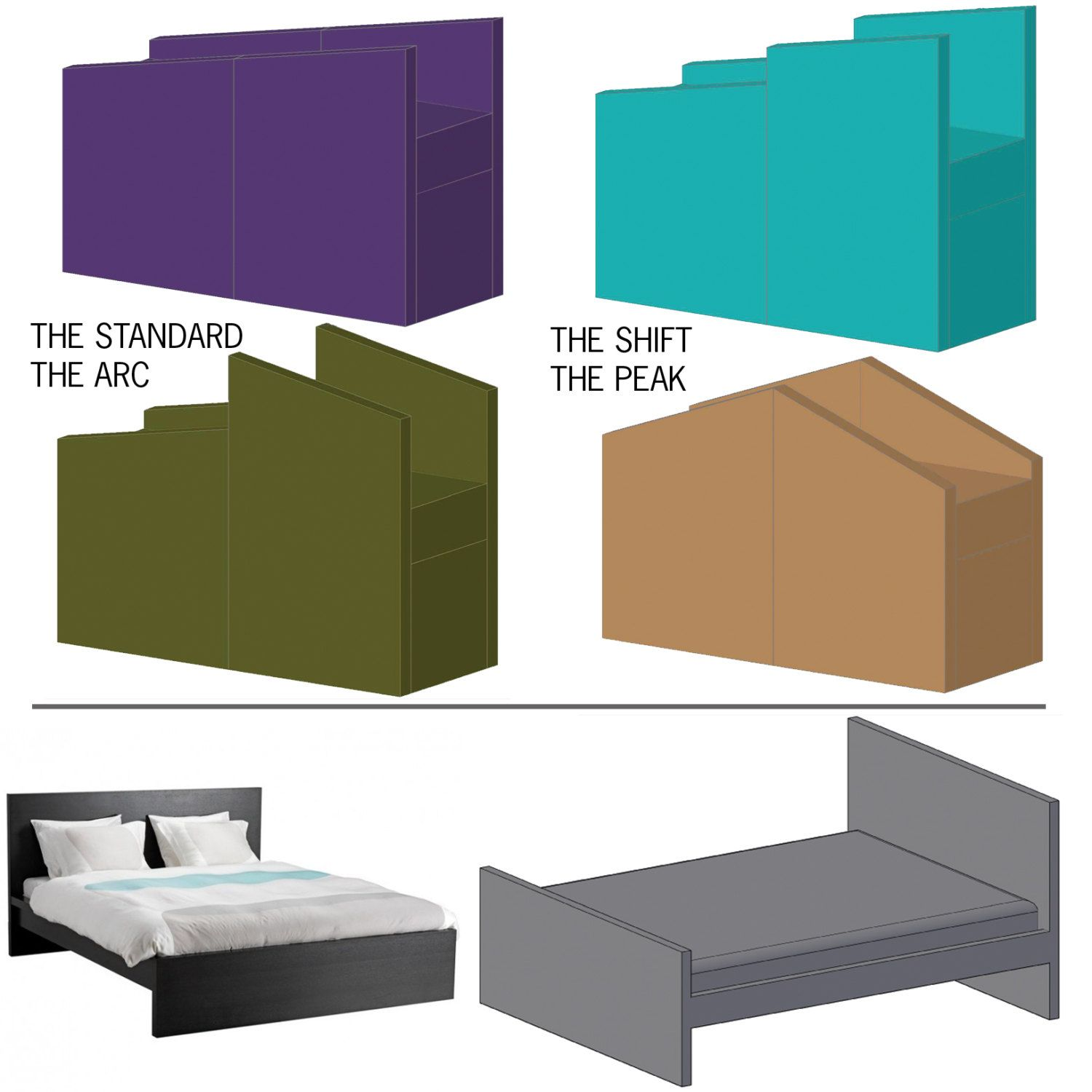 Best Bed Risers For Ikea Malm Bed Ikea Malm Bed Malm Bed 400 x 300