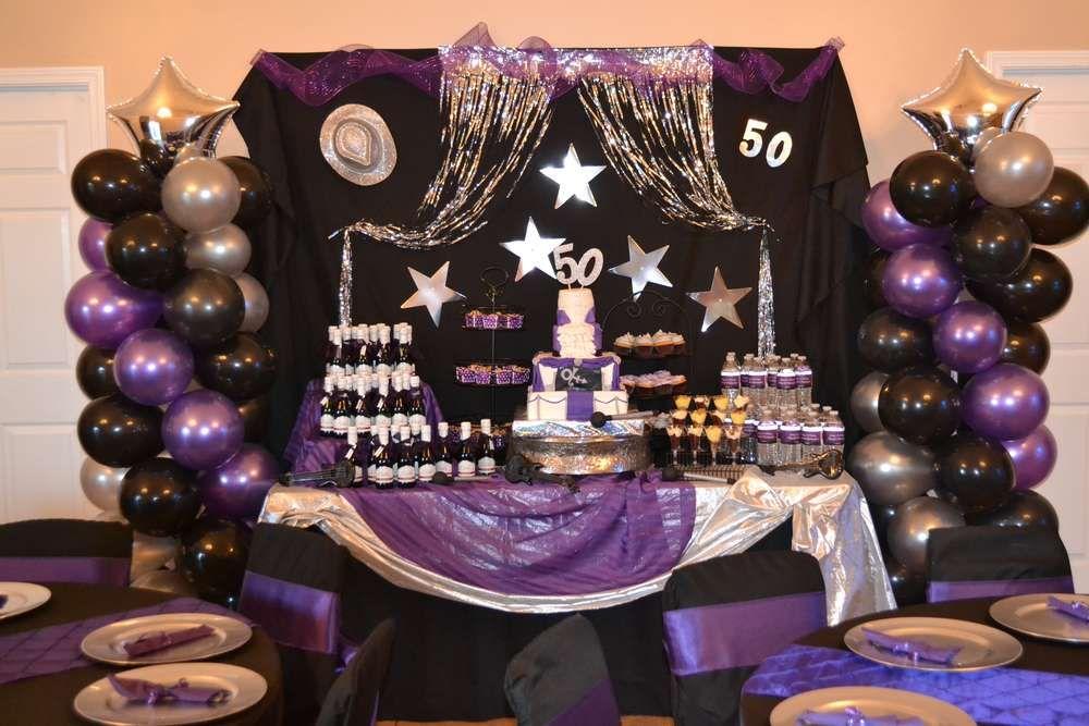 Purple Rain 50th Birthday Bash