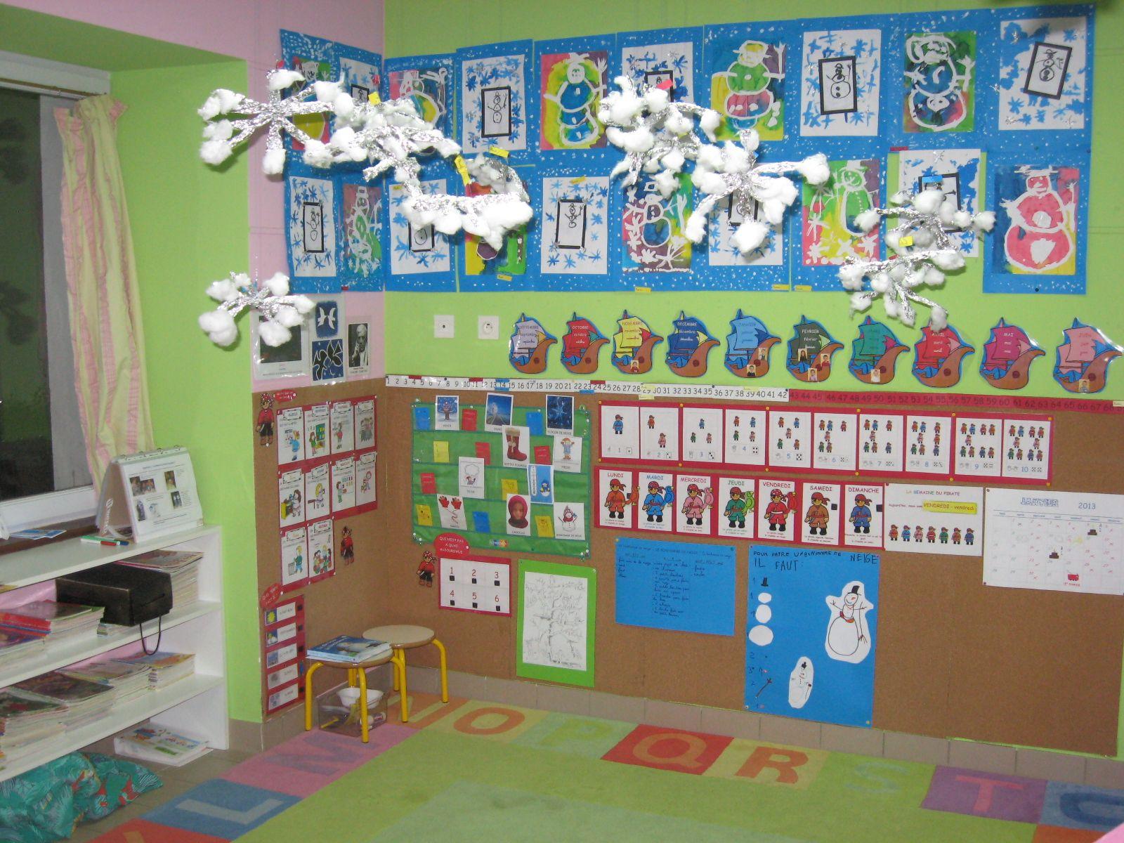 7 Inspiring Kid Room Color Options For Your Little Ones: Mon Coin De Regroupement Et Rituels