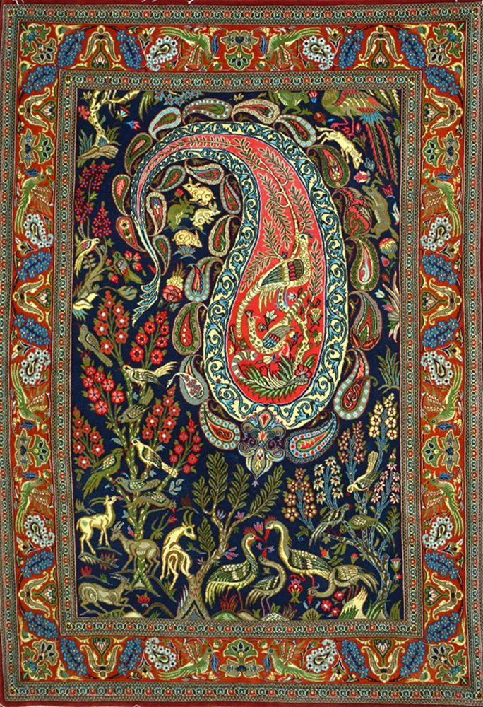 Persian Rugs With Animals Uniquely Modern Rugs