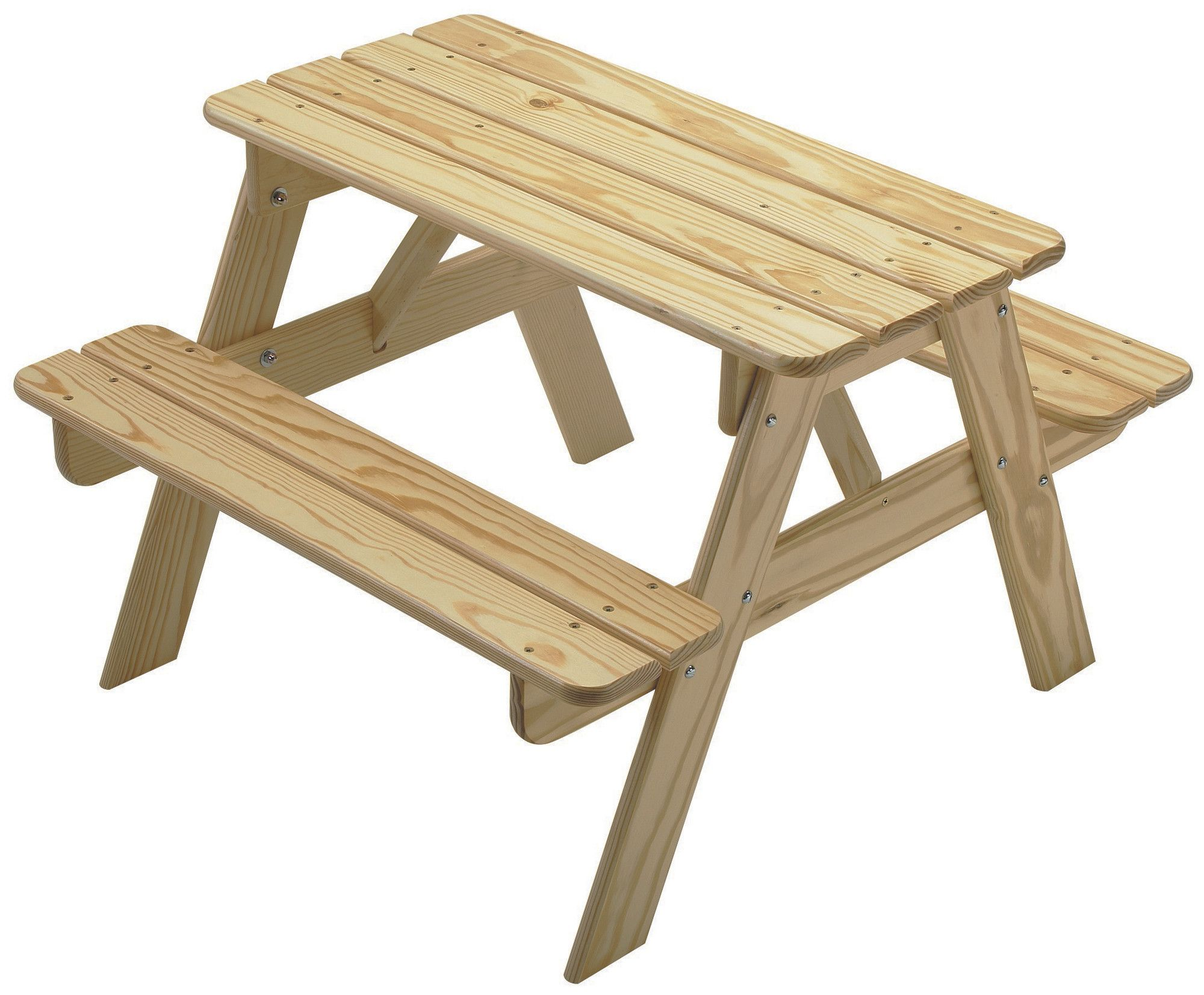 Kids Picnic Table Height Top To Bottom 22 Inches Width Side 33 Depth Front Back 30 Overall Product
