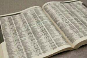 Telefoon boek