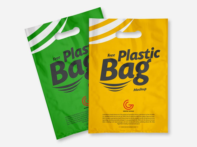 Download Free Plastic Bag Mockup Bag Mockup Free Mockup Packaging Mockup
