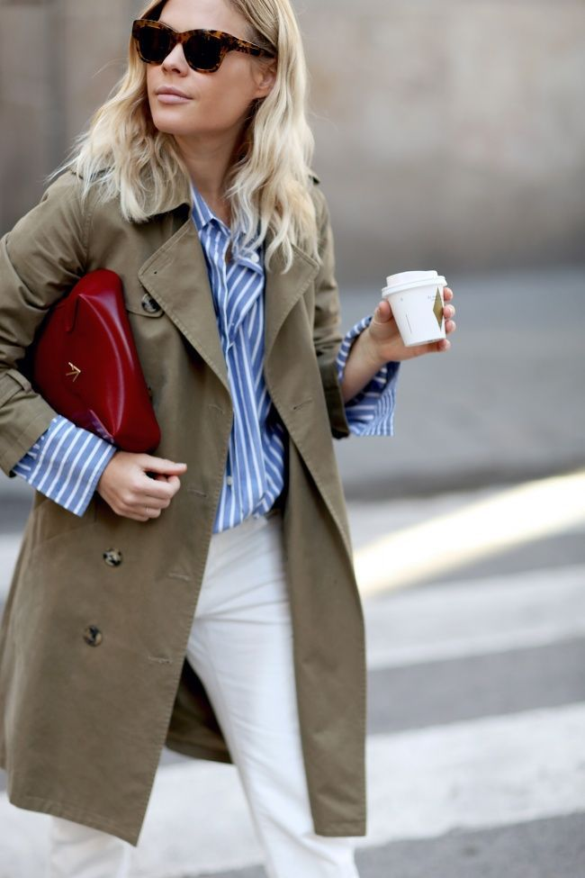 5 Ways To Bolden Your Look With Red Details