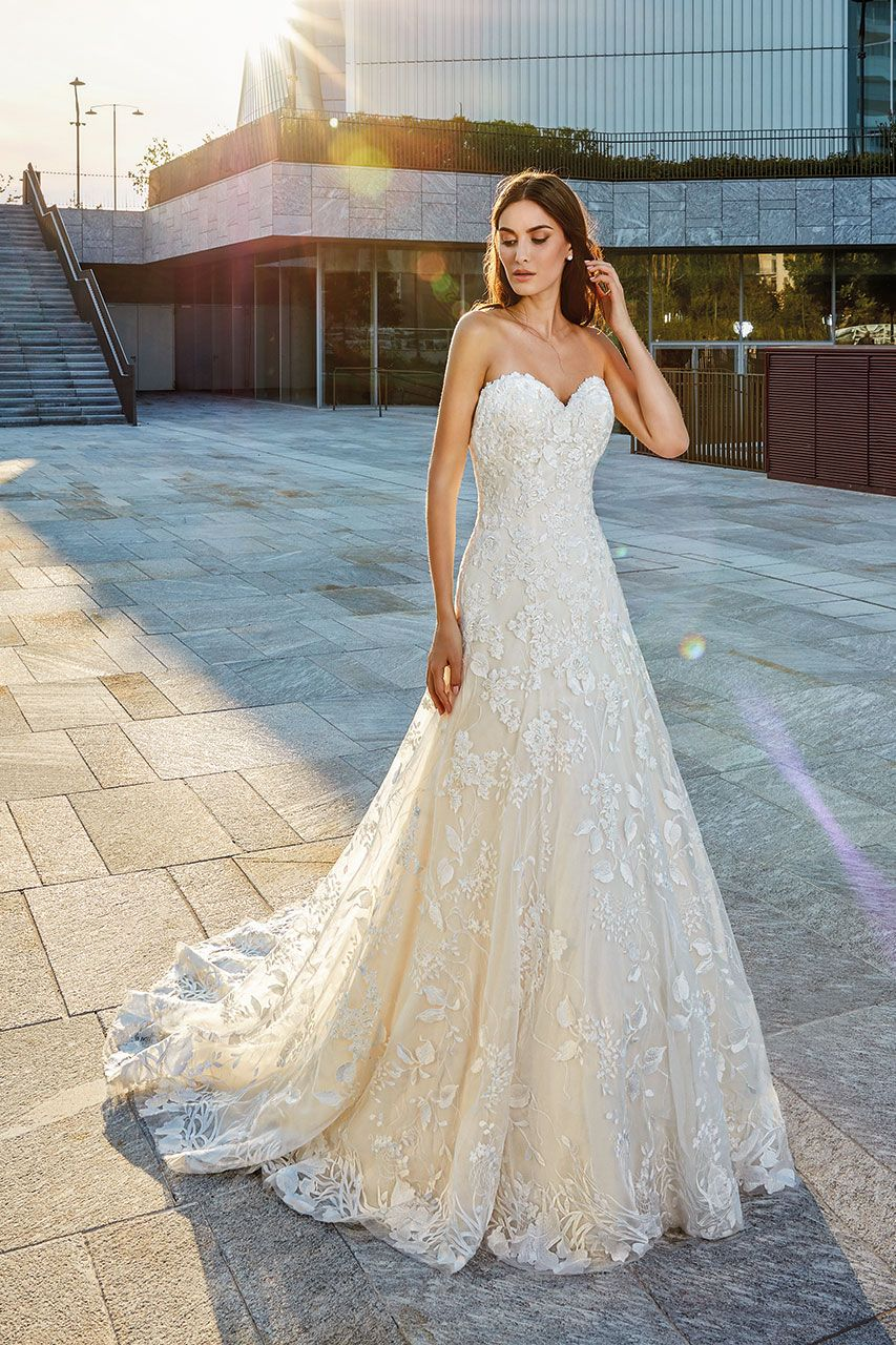 Wedding Gown Gallery   Cathedral train, Gowns and Weddings