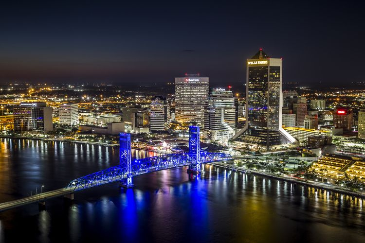 Downtown Jacksonville Fl L Photo Byryan Ketterman Downtown