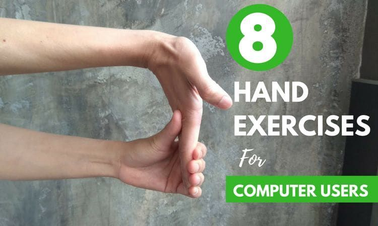 11+ Hand and wrist exercises for computer users trends