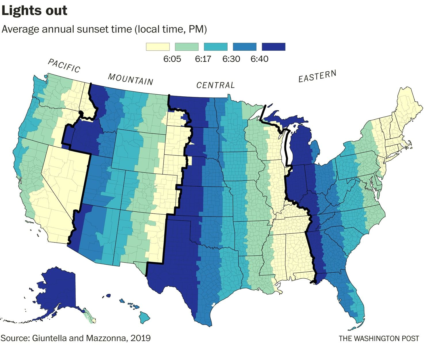 How Living On The Wrong Side Of A Time Zone Can Be Hazardous To Your Health Time Zones Health Economics How To Wake Up Early