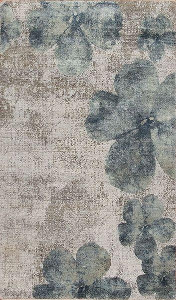One Of A Kind Manhattan Reserve Wool And Silk Samad Rugs Handmade Carpets Trang Tri Bức Tượng