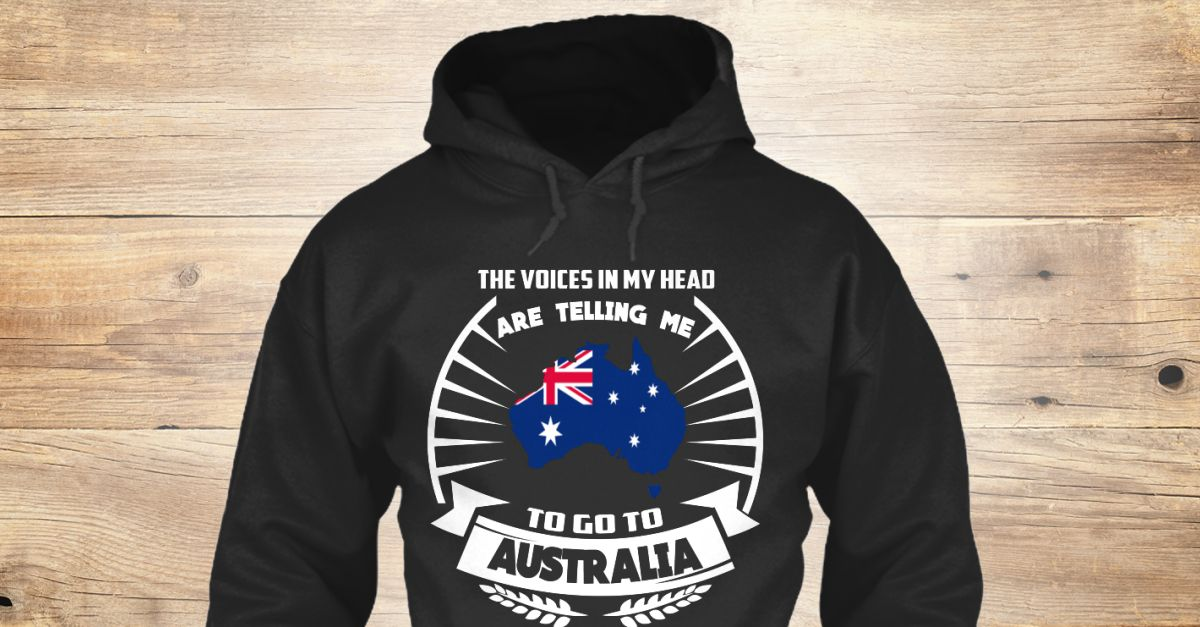 Discover Go To Australia Sweatshirt from Love Australia