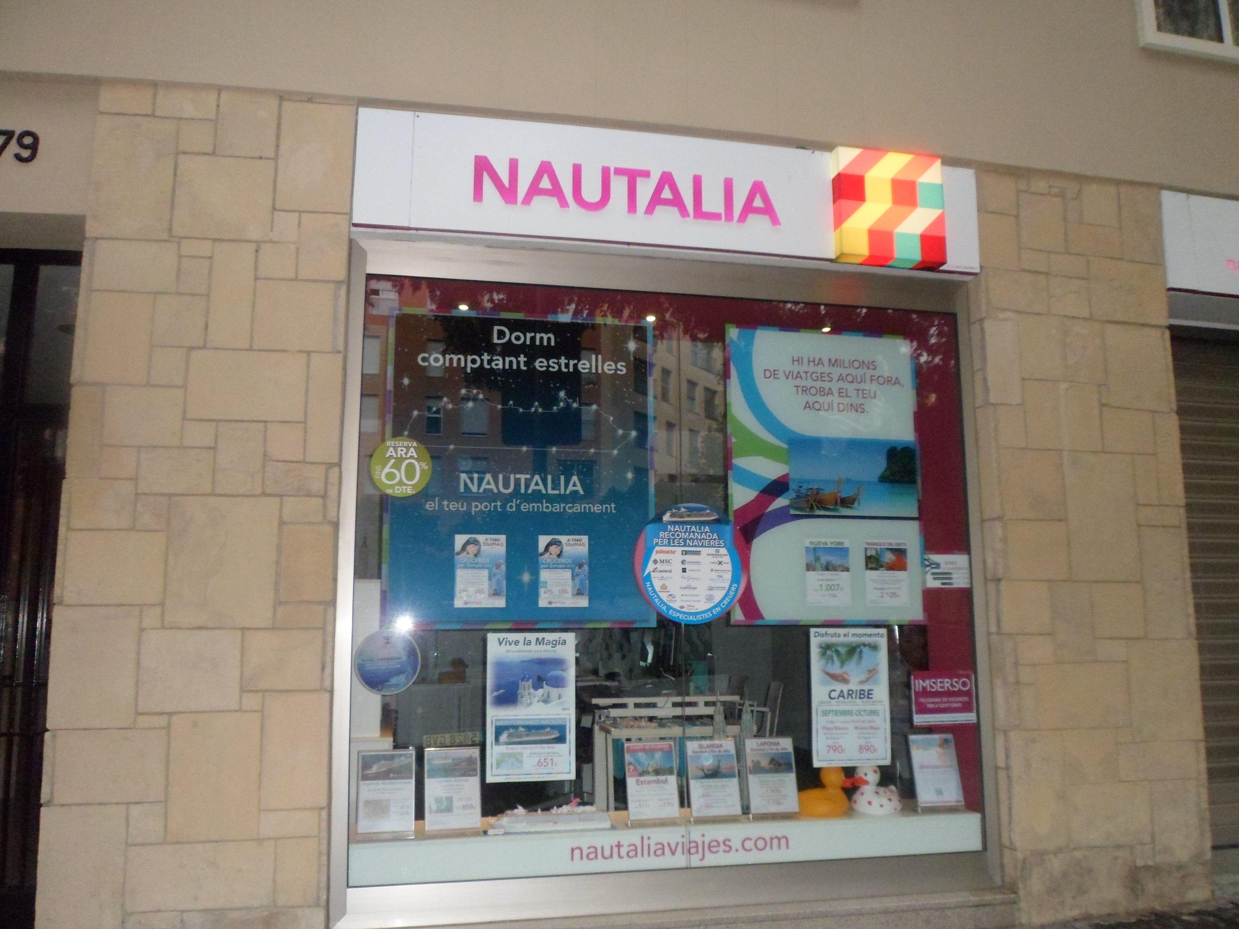 Agencia de viajes nautalia calle proven a barcelona - Calle montserrat barcelona ...