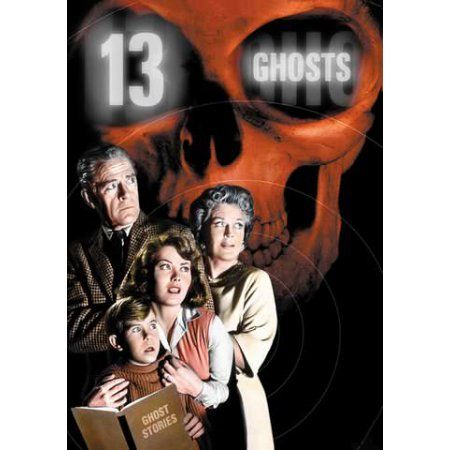 13 Ghosts | Products in 2019 | Ghost movies, Best horror