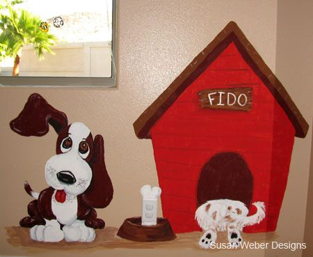 Information About Rate My Space Dog Rooms Dog Wall Art Dog House