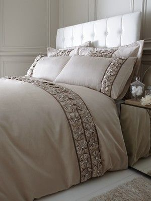 by caprice gabriella duvet cover and pillowcase set
