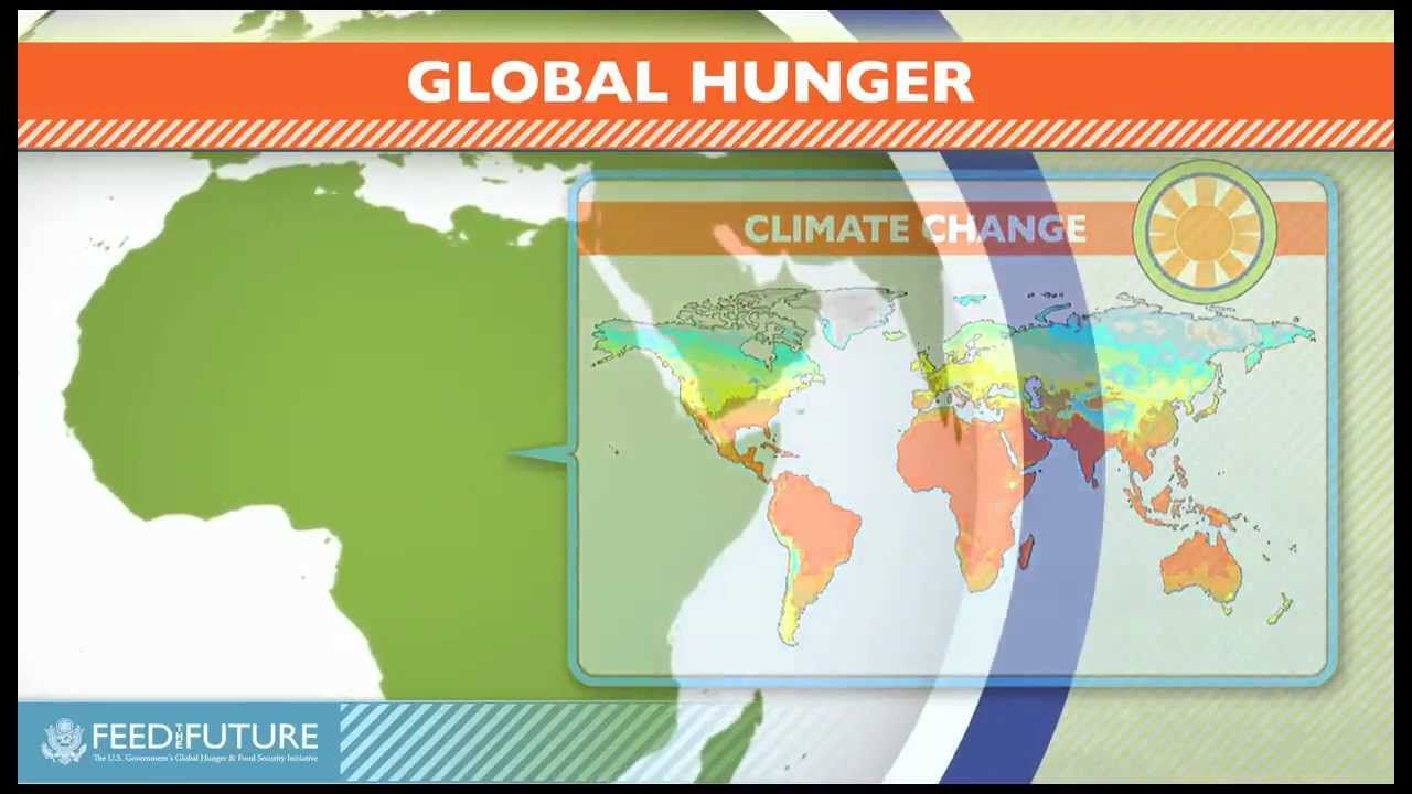 Feed the Future: Innovating for Impact, via YouTube.