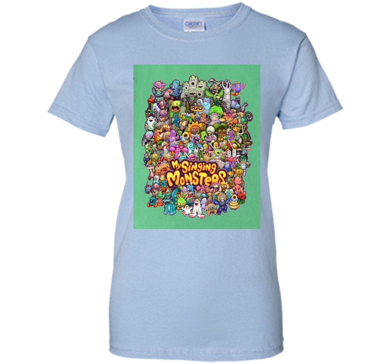 My Singing Monsters: Monster Medley T-Shirt