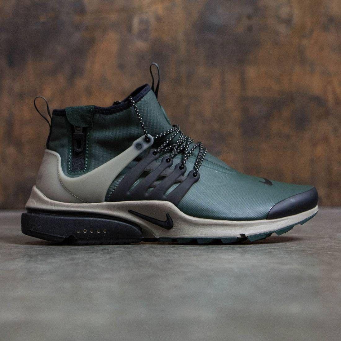 530e0f4f1b9d Nike Men Air Presto Utility Mid-Top (green   grove green   black-khaki)