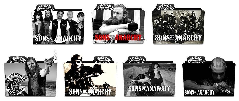 دانلود سریال sons of anarchy