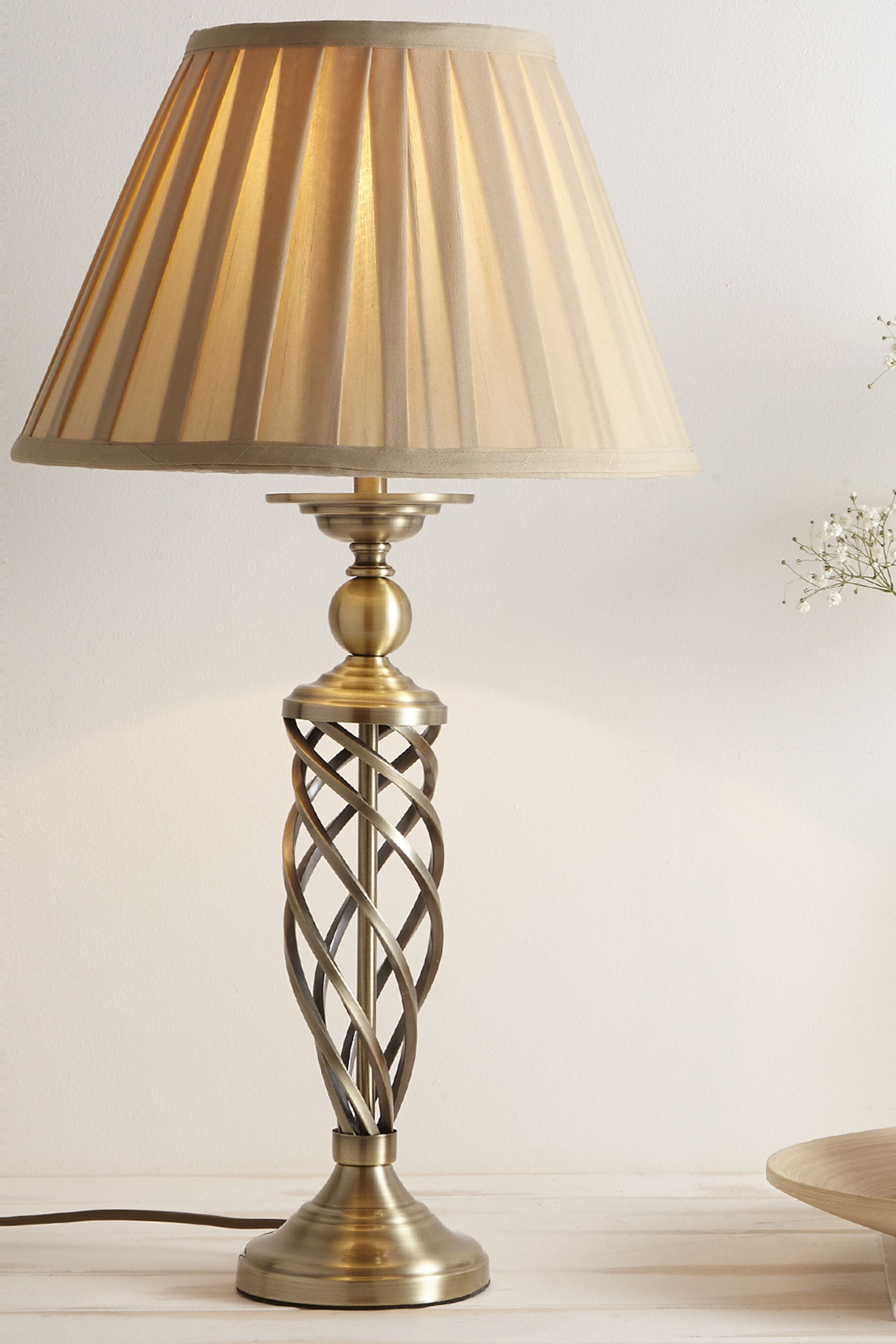 Torchiere Table Lamp Bhs