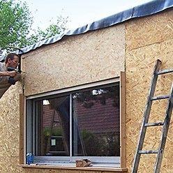 Construire soi-même son extension en bois en 2019 | Extension bois, Extension maison bois et ...