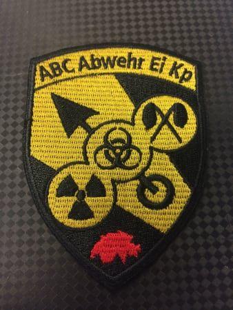 ABC ABWEHR EI KP - Badge Armee XXI in Uznach kaufen bei ricardo.ch