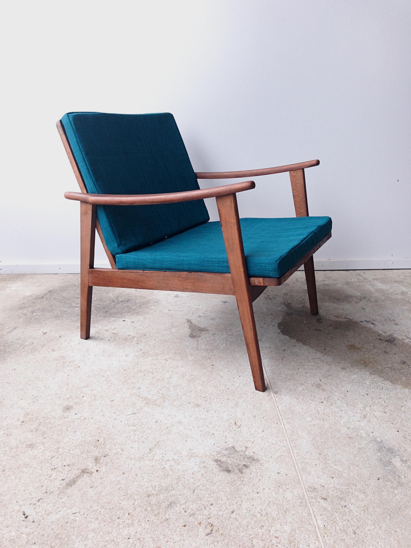 fauteuil vintage scandinave 6 - Fauteuil Scandinave Vintage
