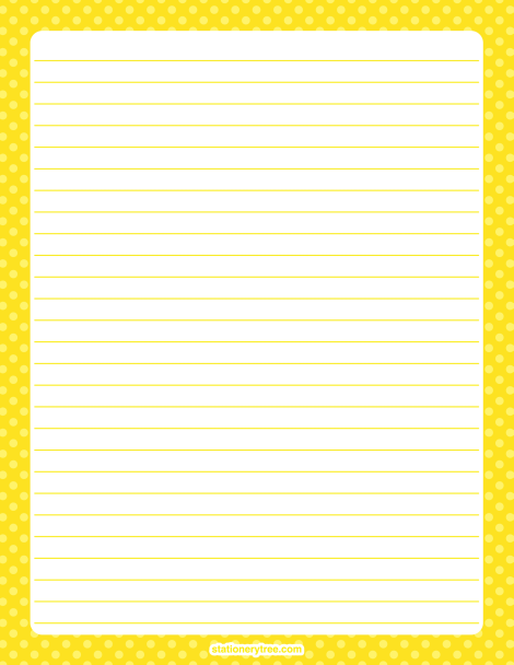Why does paper yellow?